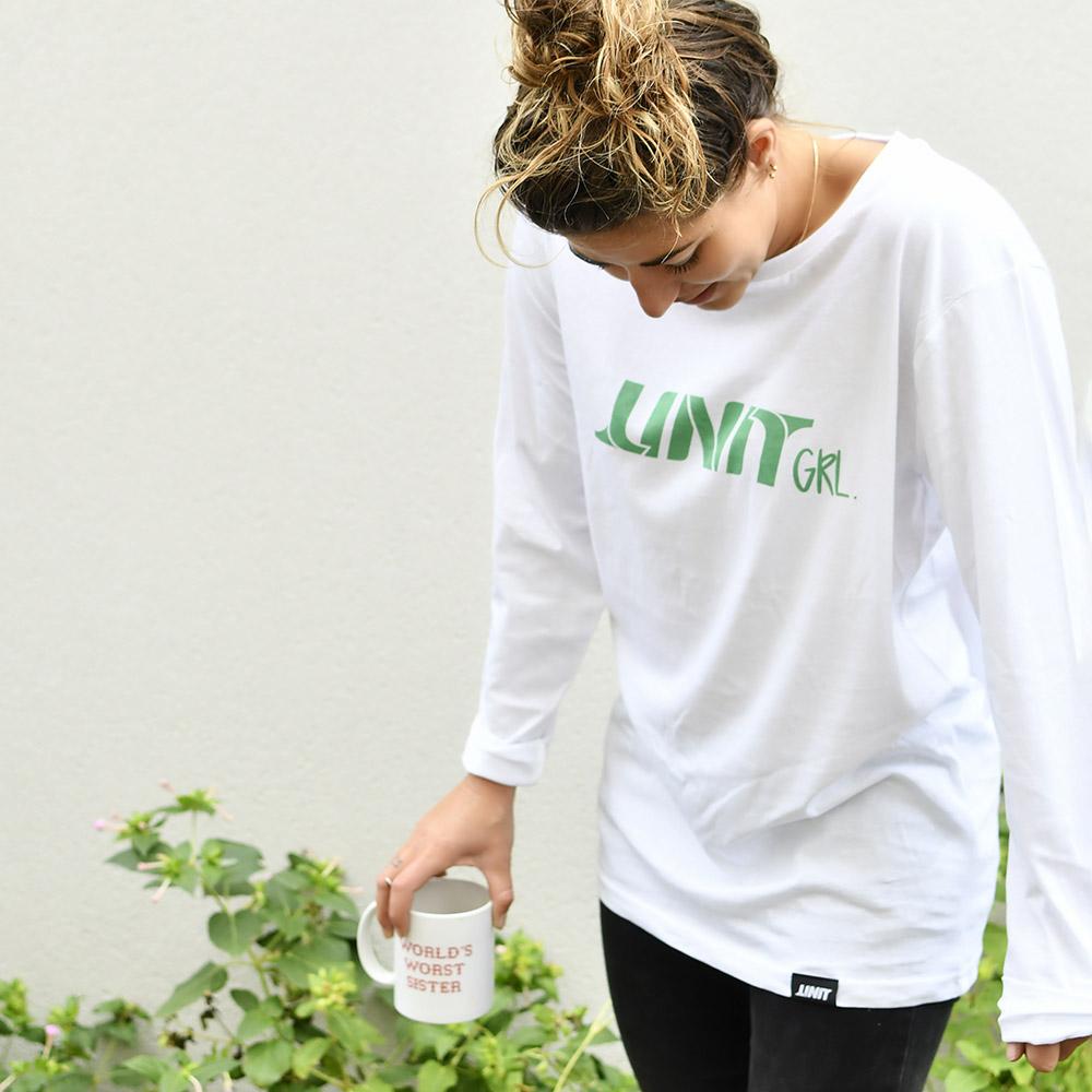 Longsleeve - UNIT GRL