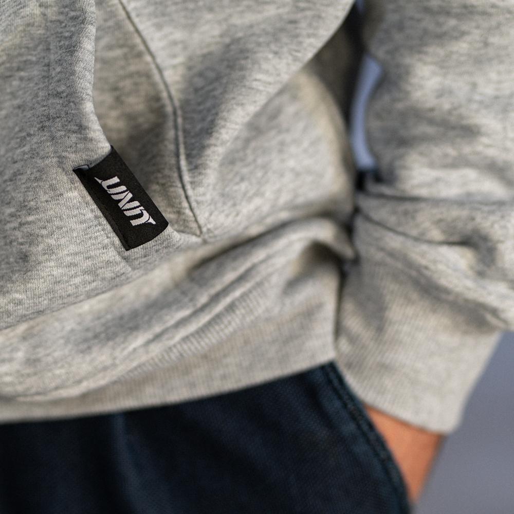 Hoodie - UNIT Badge Logo