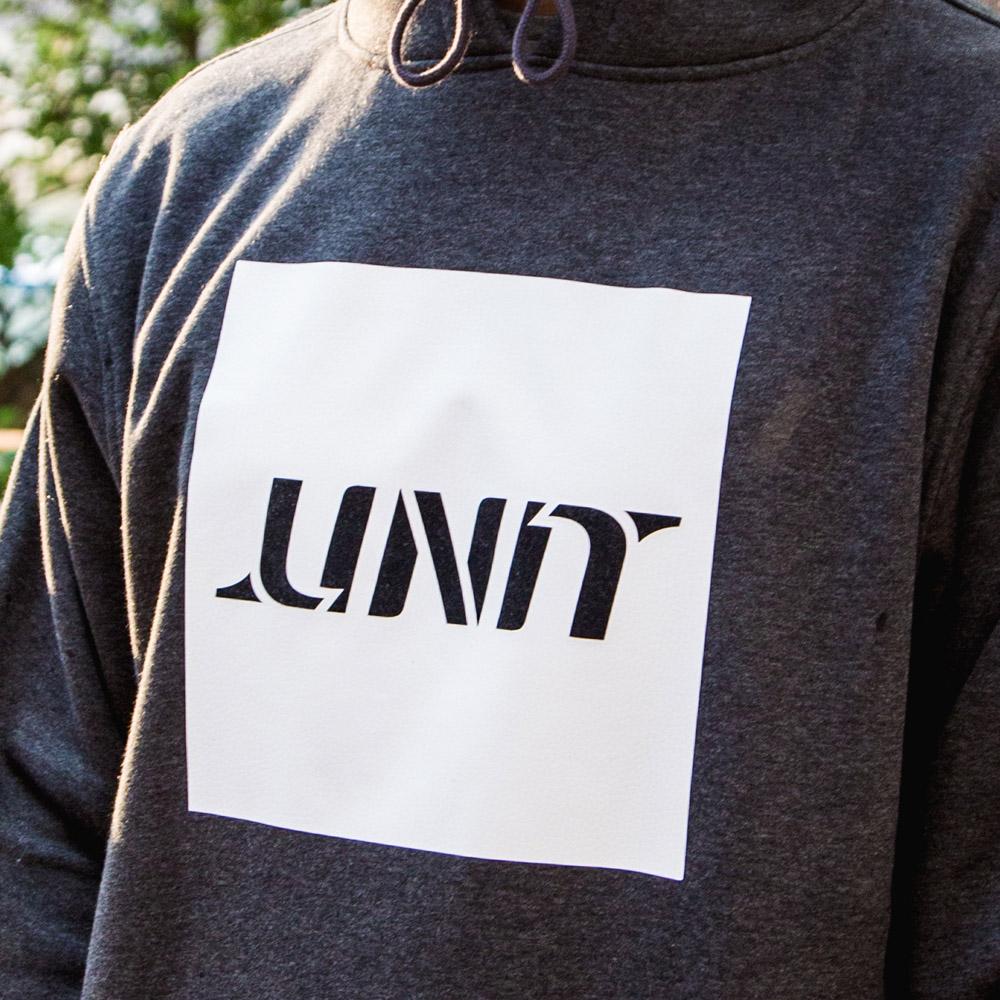 Hoodie - UNIT White Box
